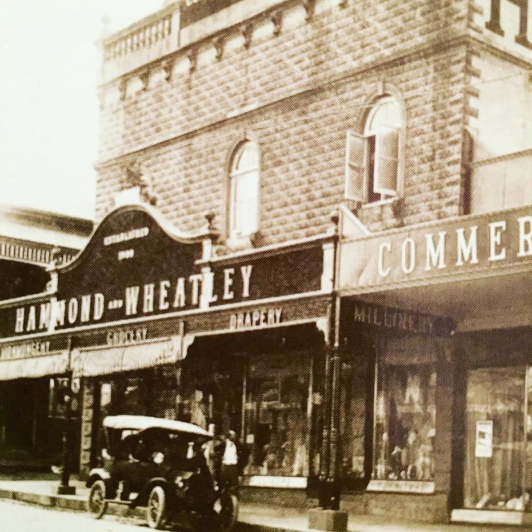 Hammond and Wheatley Commercial Emporium
