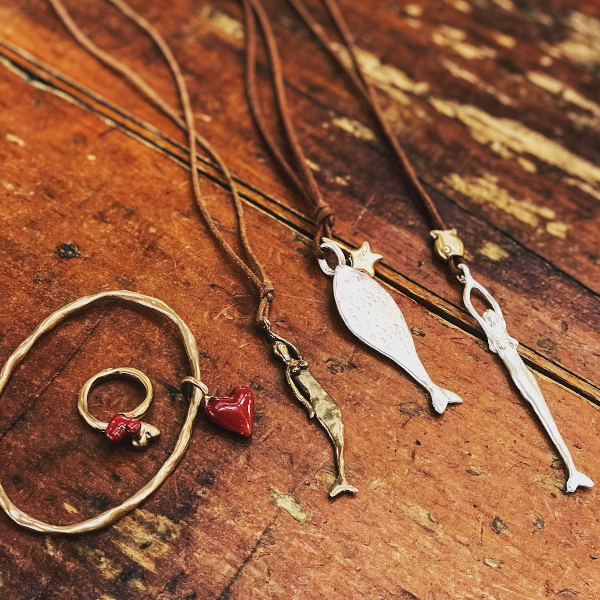 Pesci Che Volano Jewelery